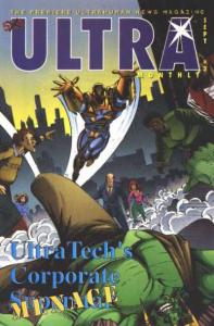 Ultra Monthly #3, NM (Stock photo)