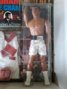 1976 MEGO Muhammad Ali Figure RARE  Free Shipping !