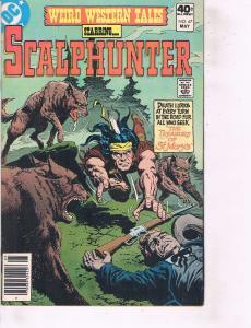 Lot Of 2 Scalphunter DC Comic Book #67 68 Batman Superman   ON14