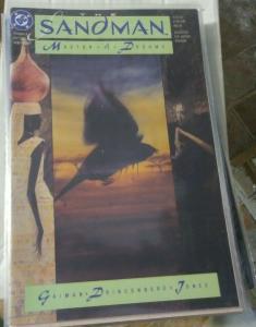 SANDMAN # 9 sept  1989 DC COMICS NEIL GAIMAN  painted cover high grade
