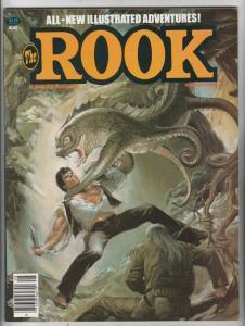 Rook #4 (Aug-80) VF/NM High-Grade Rook