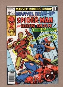 Marvel Team-Up #72 (1978) FN