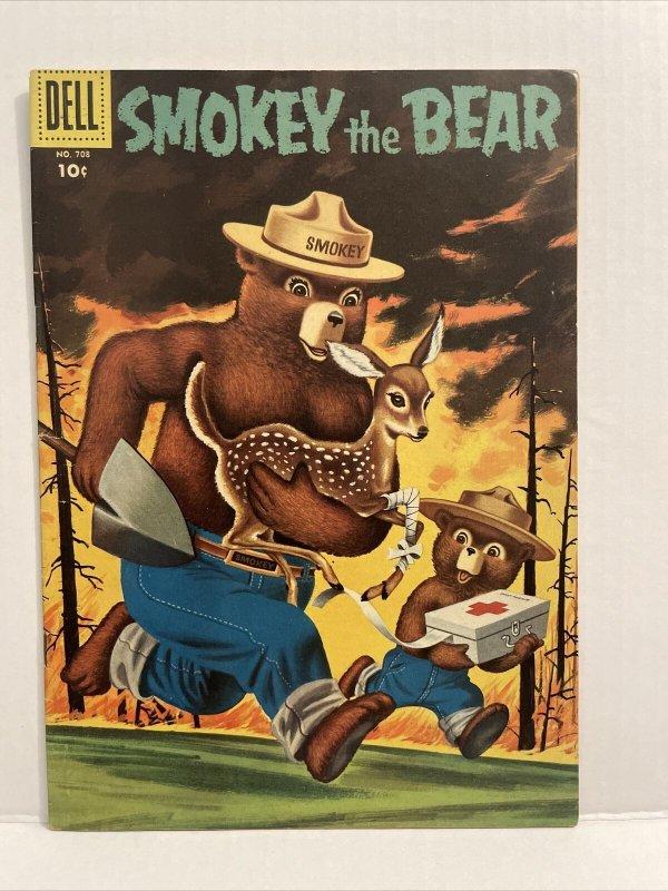Smokey The Bear #708