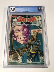 Batman (1st series) #234 CGC 7.5