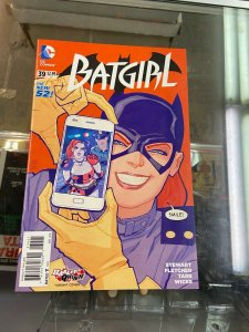 Batgirl 39 NM Harley Quinn Variant New 52