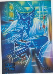 1995 Marvel Masterpieces #9 Beast
