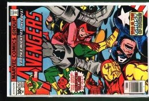 The Avengers #157 (1977)