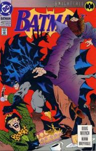 Batman (1940 series) #492, NM (Stock photo)