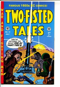 Two-Fisted Tales-#12-1995-Gemstone-EC reprint
