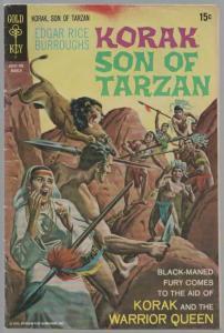 KORAK SON OF TARZAN 40 GD+ Mar. 1971