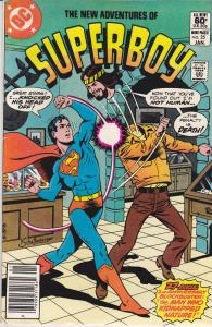 New Adventures of Superboy #25