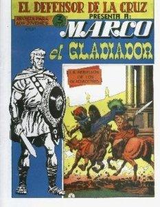 Marco el Gladiador facsimil numero 04: La rebelion de los gladiadores