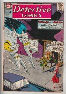 Detective Comics #320 (Oct-63) VG+ Affordable-Grade Batman, Robin