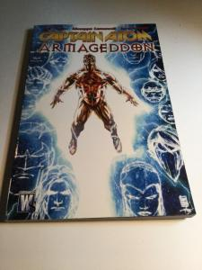 Captain Atom Armageddon Tpb Nm Near Mint Wildstorm