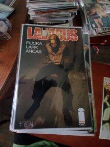 Lazarus #10 (2014)