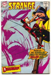 STRANGE ADVENTURES #208 1968-DC COMICS-DEADMAN-ADAMS FN/VF