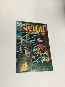 Daredevil 54 Vf Very Fine 8.0 Marvel Comics Silver Age