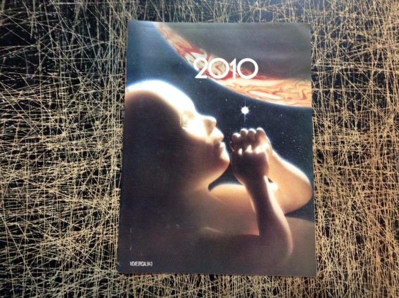 2010 Movie Special 84-3 Program Magazine Helen Mirren John Lithgow Film S79