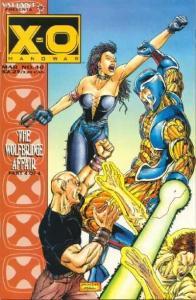X-O Manowar (1992 series) #40, NM + (Stock photo)