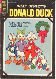 DONALD DUCK 99 VG-F Jan. 1965 COMICS BOOK