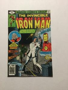Iron Man 125 NM Near Mint