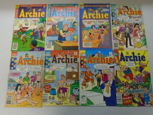 Copper age Archie Comics lot 16 different issues Good clean condition + complete