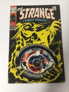 Doctor Strange 181 5.0 Vg/fn Very Good Fine Marvel SA