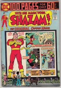 Shazam #13 (Aug-74) VF/NM High-Grade Captain Marvel