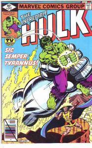 Incredible Hulk #242 (Dec-79) NM- High-Grade Hulk