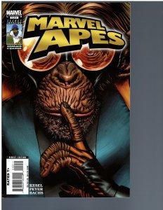 Marvel Apes #2 (2008)