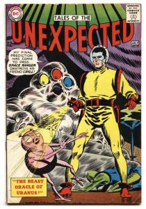 TALES OF THE UNEXPECTED #77-comic book-1963-DC-SCI-FI VG
