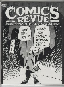 COMICS REVUE #61 VF/NM A01148