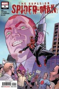 Superior Spider-Man (2019 series) #9, NM + (Stock photo)