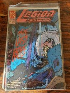 Legion of Super-Heroes #17 (1991)