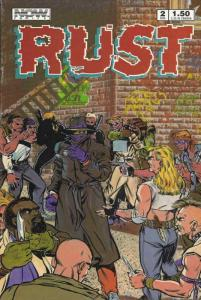 Rust #2 VF/NM; Now | save on shipping - details inside