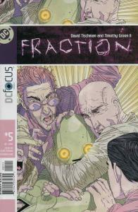 Fraction #5 VF/NM; DC | save on shipping - details inside