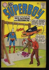 Superboy #92 VG/FN 5.0 DC Comics Superman