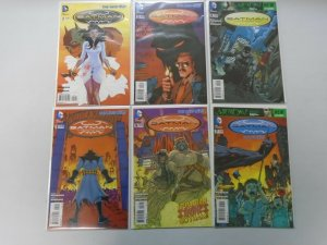Batman Incorporated run #2-13 some variants 6.0 FN (2012 2nd Series)