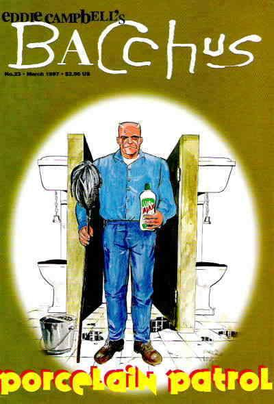 Bacchus (Eddie Campbell's…) #23 VF/NM; Eddie Campbell | save on shipping - detai