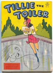Tillie the Toiler - Four Color Comics #176 1947- Dell Golden Age VF