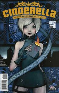 Cinderella: From Fabletown With Love #1 VF/NM; DC/Vertigo | save on shipping - d