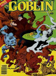 Goblin Magazine, The #3 FN; Warren   save on shipping - details inside