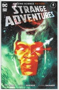 Strange Adventures #4 Main Cvr | Adam Strange (DC, 2020) NM