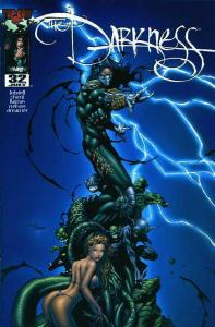 Darkness, The #32A VF/NM; Image | save on shipping - details inside
