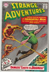 Strange Adventures #198 (Mar-67) VF/NM High-Grade Imortal Man