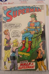 Superman 223 FN-