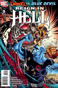 Reign in Hell #3, NM (Stock photo)