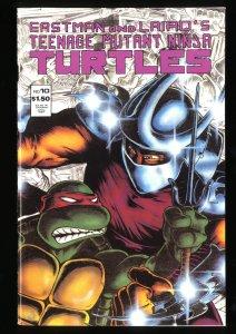 Teenage Mutant Ninja Turtles #10 VF/NM 9.0
