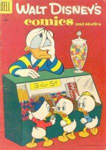 Walt Disney's Comics and Stories #178, Good- (Stock photo)