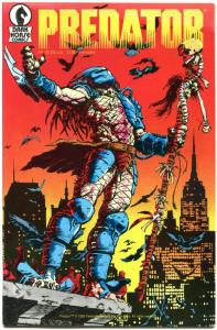 PREDATOR #1 2 3 4, VF/NM, 1989, 1st, 1-4, Horror, Chris Warner, more in store
